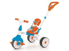 Tricicleta 3 in 1. Invata sa pedalezi Little Tikes